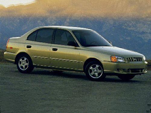 Accent 4dr Sedan GL