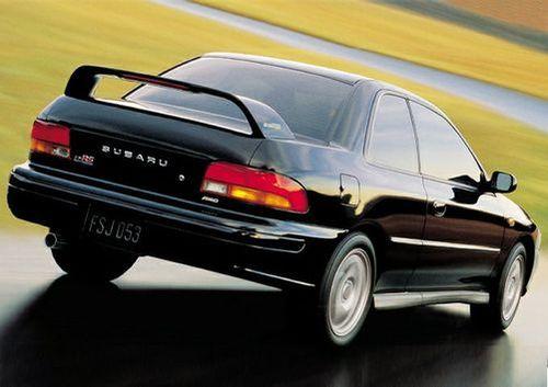 2001 Subaru Impreza