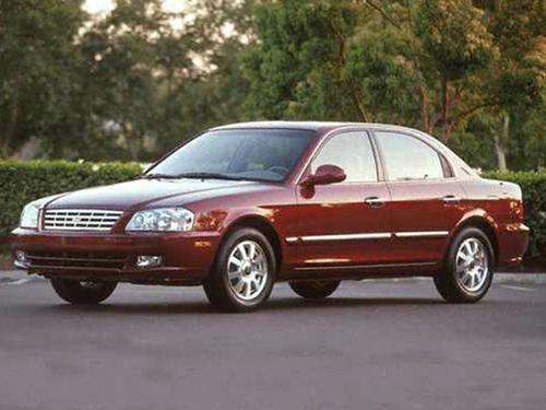 2001 Kia Optima