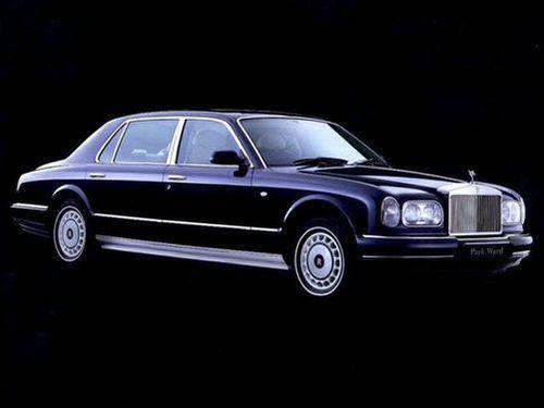 1999–2002 Park Ward Generation, 2002 Rolls-Royce Park Ward model shown