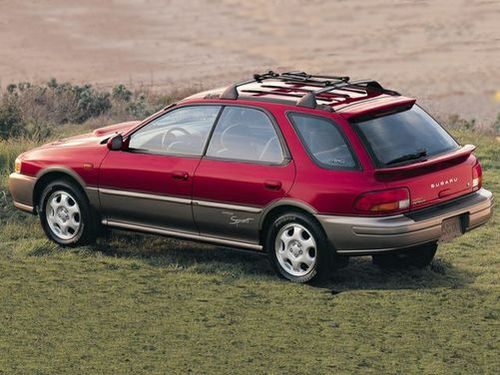 2001 Subaru Outback Consumer Reviews | Cars com