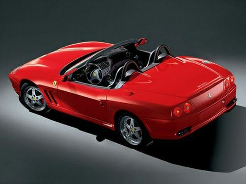 550 Maranello Barchetta