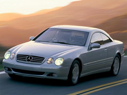 2002 Mercedes Benz Cl Class Overview Cars Com