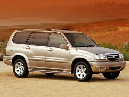 2002 suzuki xl7 specs price mpg reviews cars com 2002 suzuki xl7 specs price mpg reviews cars com
