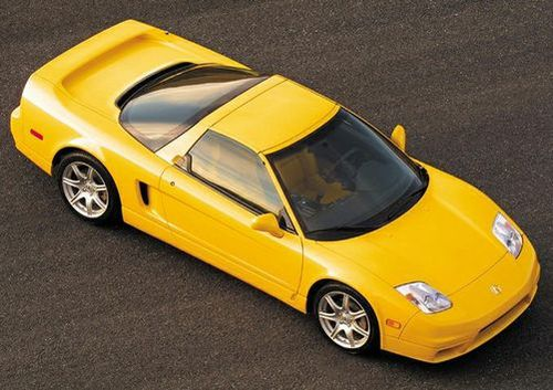2003 Acura NSX Overview