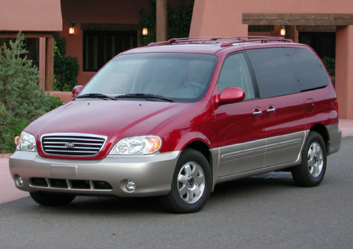 2003 Kia Sedona