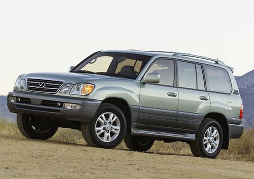 2003 Lexus LX 470