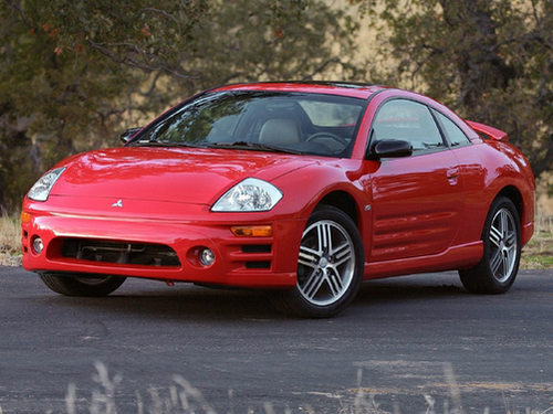 2003 Mitsubishi Eclipse Specs, Pictures, Trims, Colors || Cars.com