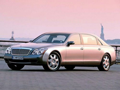 2003 Maybach Type 62