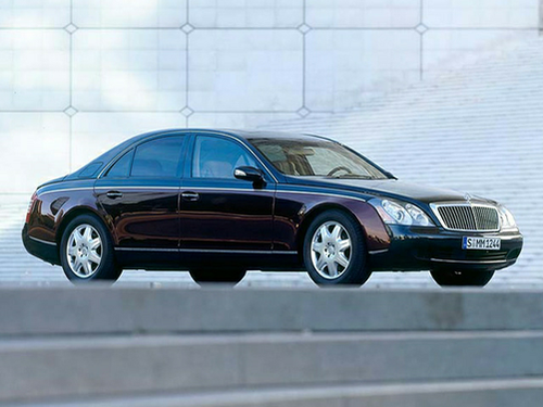 2003 Maybach Type 57