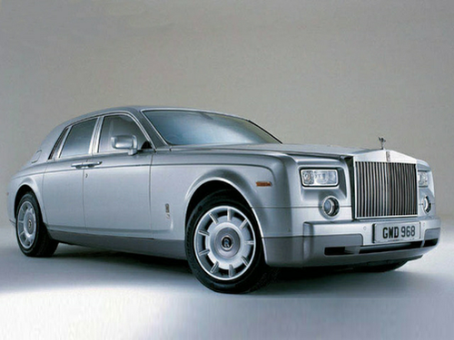 2003 Rolls-Royce Phantom VI