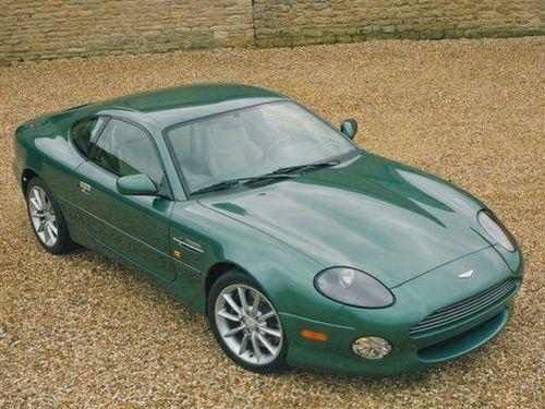 2002 Aston Martin Db7 Vantage Consumer Reviews Cars Com