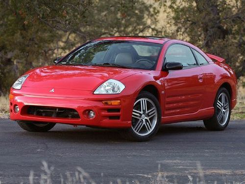 2003 mitsubishi eclipse overview cars 2003 mitsubishi eclipse publicscrutiny Choice Image