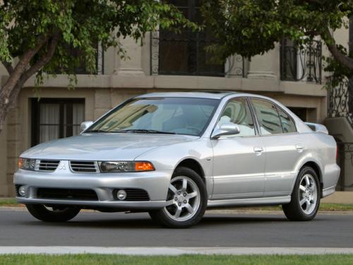 2003 Mitsubishi Galant