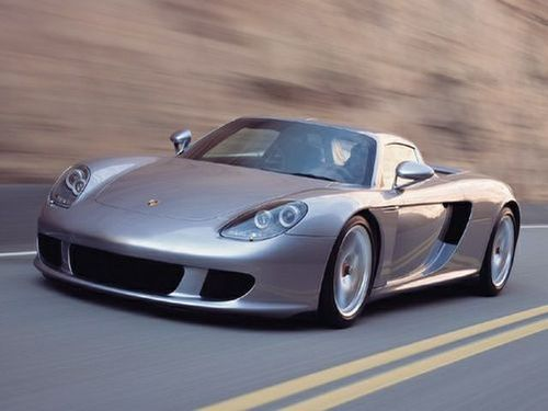 2004 Porsche Carrera Gt Specs Price Mpg Reviews Carscom