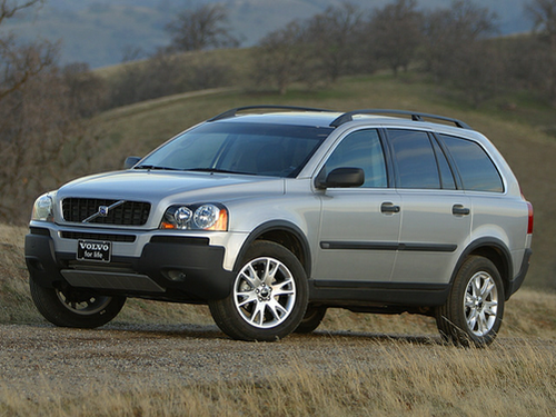2004 volvo xc90 overview. Black Bedroom Furniture Sets. Home Design Ideas