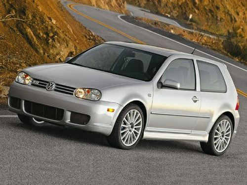 R32 2dr AWD Hatchback