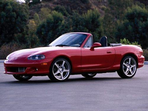 2004 Mazda MazdaSpeed Miata MX-5