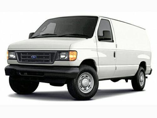 E Series Cargo Van
