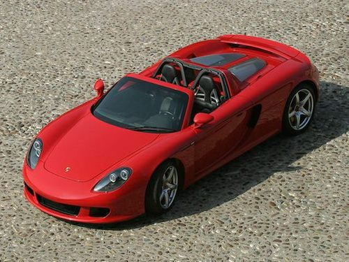2005 Porsche Carrera Gt Specs Price Mpg Reviews Carscom