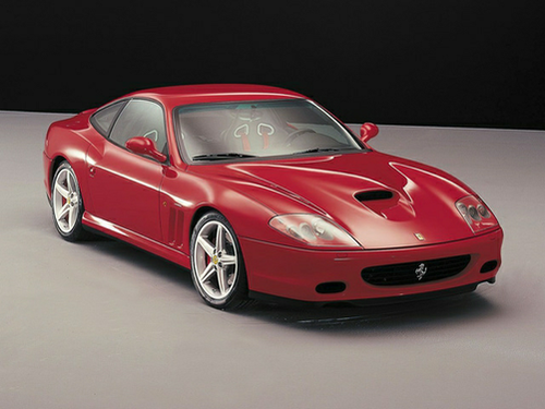 2006 Ferrari 575 M