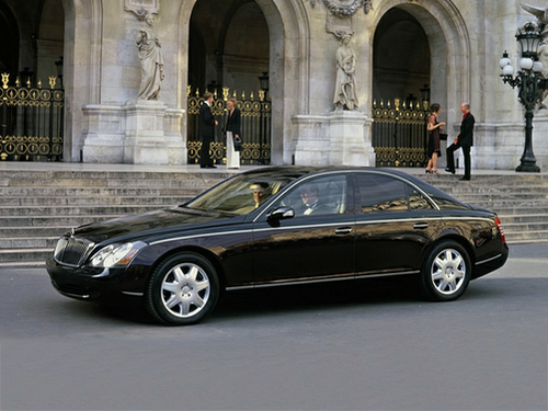 2006 Maybach Type 57