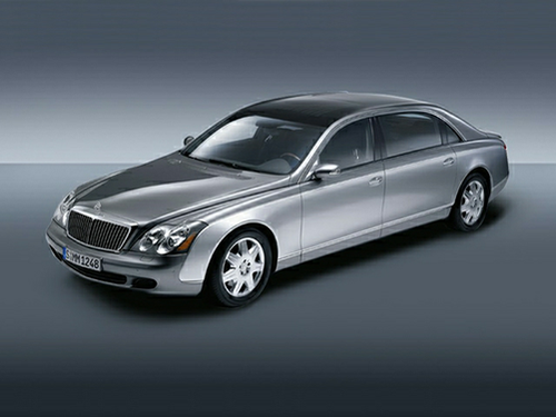 2006 Maybach Type 62