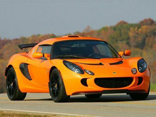 Lotus Sports Car Images