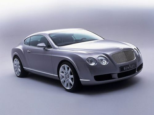 Continental GT 2dr Coupe