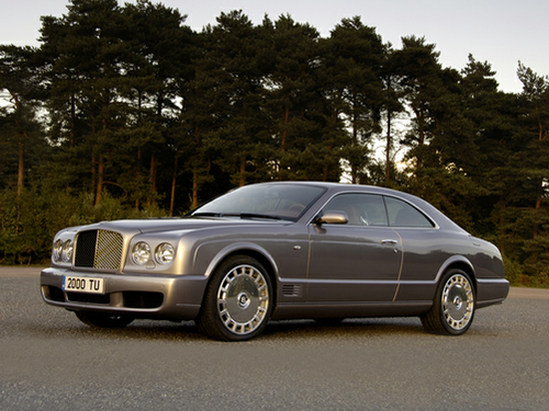2010 Bentley Brooklands