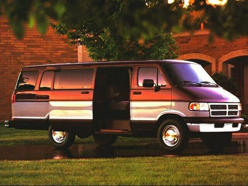 1997 dodge ram wagon trim levels configurations at a. Black Bedroom Furniture Sets. Home Design Ideas