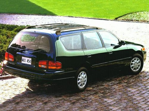 1996 toyota camry specs pictures trims colors. Black Bedroom Furniture Sets. Home Design Ideas