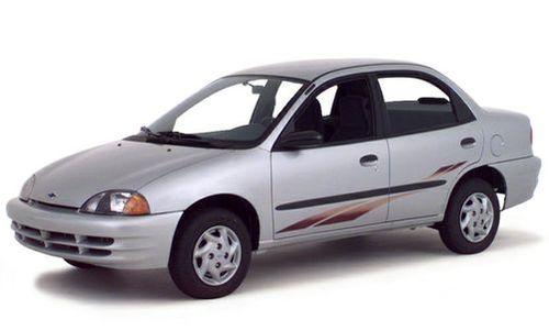 2000 Chevrolet Metro