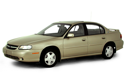 2000 chevrolet malibu overview. Black Bedroom Furniture Sets. Home Design Ideas