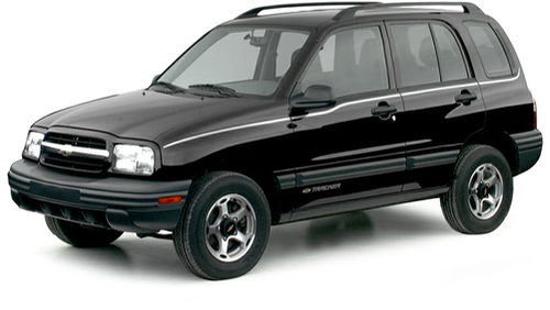 2000 Chevrolet Tracker Overview  Carscom