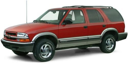2000 Chevrolet Blazer Recalls