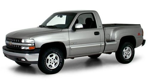 2000 Chevrolet Silverado 1500 Specs, Pictures, Trims ...