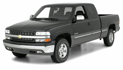 2000 chevrolet silverado 1500 expert reviews specs and photos. Black Bedroom Furniture Sets. Home Design Ideas