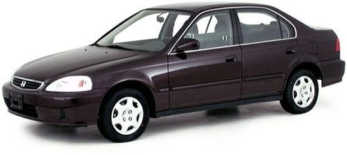 2000 Honda Civic Recalls