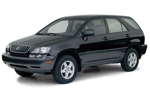 2000 lexus rx 300 specs pictures trims colors. Black Bedroom Furniture Sets. Home Design Ideas