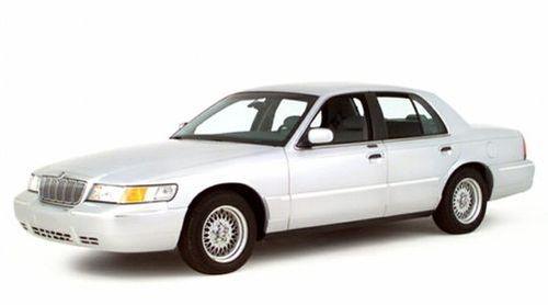 2000 Mercury Grand Marquis Recalls