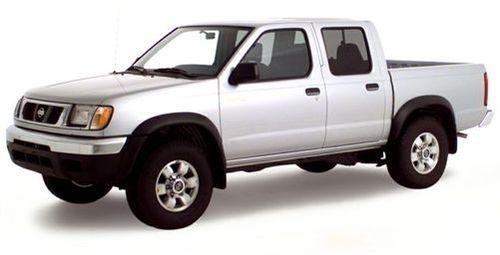 2000 Nissan Frontier Recalls