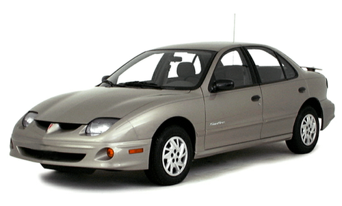 2000 Pontiac Sunfire Overview Cars Com