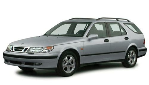 2000 Saab 9-5 4dr Station Wagon