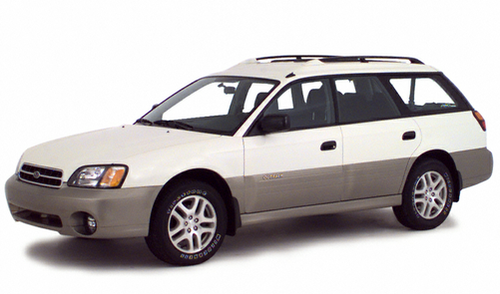 2000 Subaru Outback Specs  Trims  U0026 Colors
