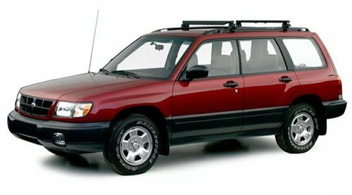 2000 Subaru Forester Expert Reviews Specs And Photos Carscom