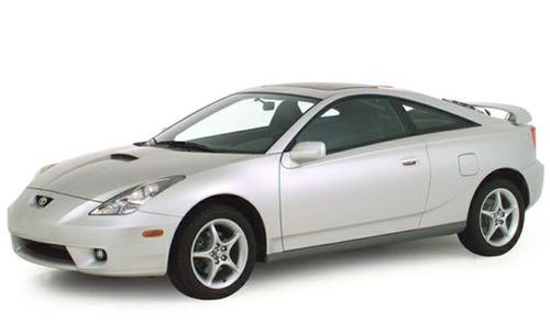 2000 toyota celica trim levels configurations at a. Black Bedroom Furniture Sets. Home Design Ideas