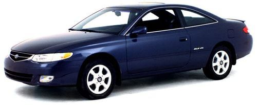 2000 Toyota Camry Solara Recalls