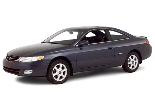 2000 toyota camry solara overview. Black Bedroom Furniture Sets. Home Design Ideas