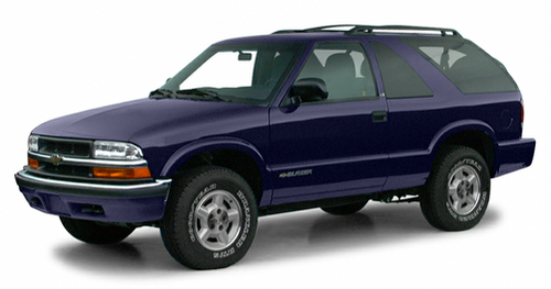 2001 Chevrolet Blazer Specs Towing Capacity Payload Capacity Colors Cars Com